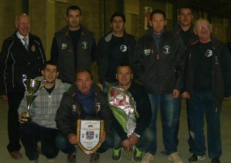 Coupe du Finistere - LANMEUR Champion 2014