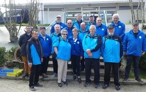 Belle victoire de l'Intégrale Guilérienne au 2ème tour du Trophée Vétérans