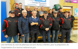 Un tournoi National en juin 2020