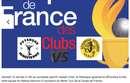 32ème de finale de la Coupe de France...